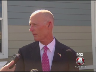 Florida governor cancels Zika trip to Washington