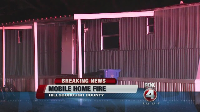 Mobile Homes Vandalized In Tampa Florida Fox 4 Now Wftx Fort