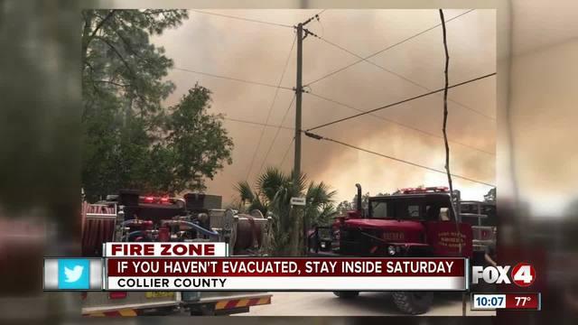 Golden Gates Estates Fire
