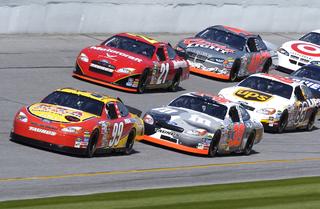 NASCAR race at Bristol postponed for Monday