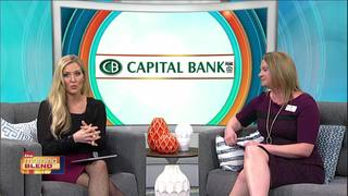 Home finance tips with Capital Bank!