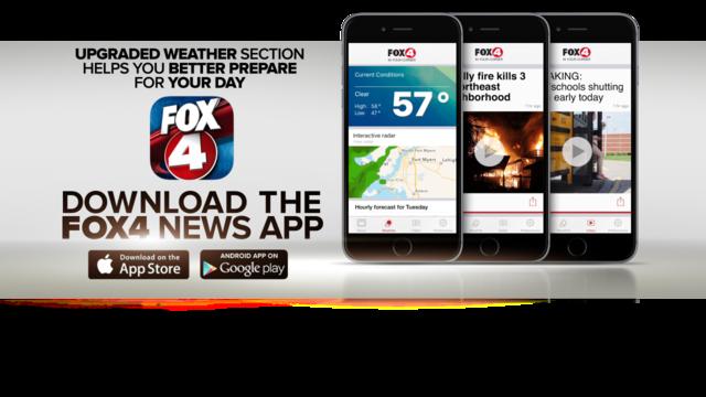 Fox 4 Mobile Apps