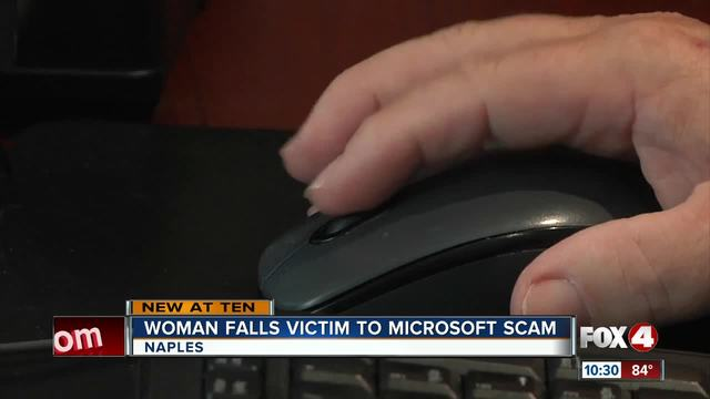 Image result for Computer scammers rip off Naples woman