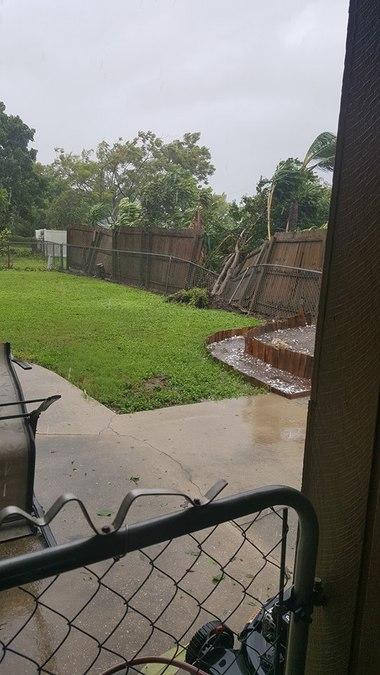 Photos Storm Damage In Southwest Florida From Hurricane