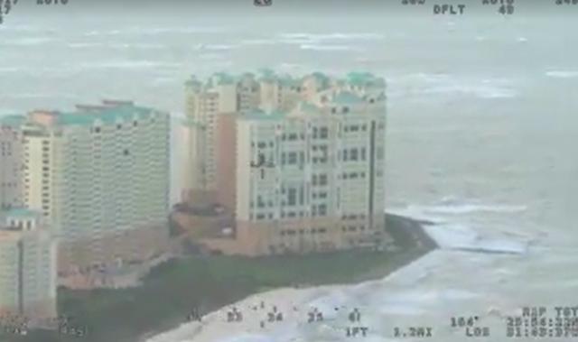 Marco Island Hurricane Damage