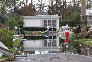 Damage to Naples Estates