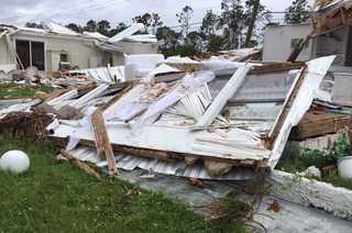 Collier storm debris should be out by Dec. 15