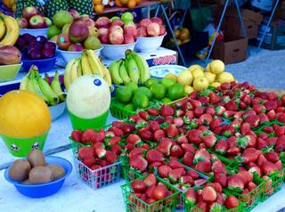 Sanibel Island Farmer's Market for the Season