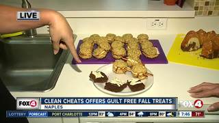 Clean Cheats offers guilt free treats
