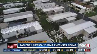 Irma's costs could impact state budget