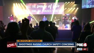 Texas shooting raising church safety concerns