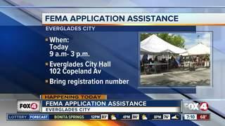 Everglades City gets FEMA application assistance