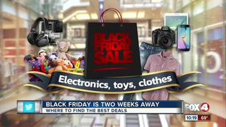 Ways to save time and money on Black Friday