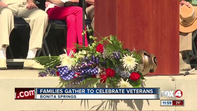 Bonita springs host veterans day service fox 4 now wftx fort myers bonita springs host veterans day service mightylinksfo