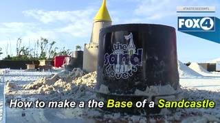 Sand sculpting Championship begins on FMB