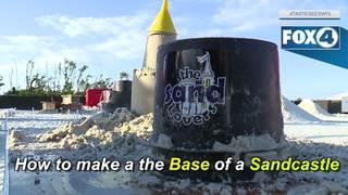 Sand sculpting Championship begins on FMB