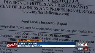 SWFL restaurants that faced emergency closures