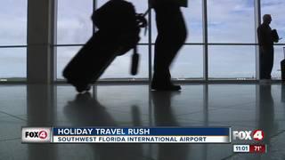 Flight delays minimal at RSW