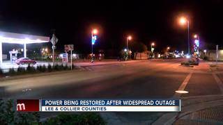 45,000 LCEC customers power restored