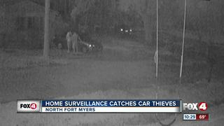 One car stolen and four more targeted in NFM