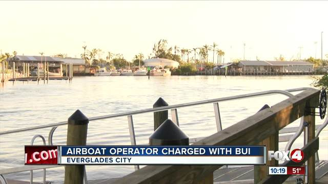 Police- Airboat captain told passengers not to use life vests