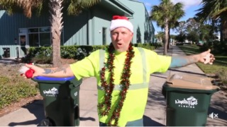 North Port Solid Waste Division lip sync video