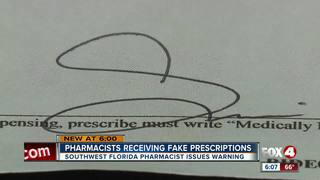 Scammers target Lehigh Acres pharmacy