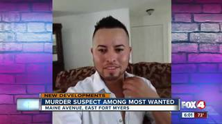 Murder suspect still on the loose 1 month later
