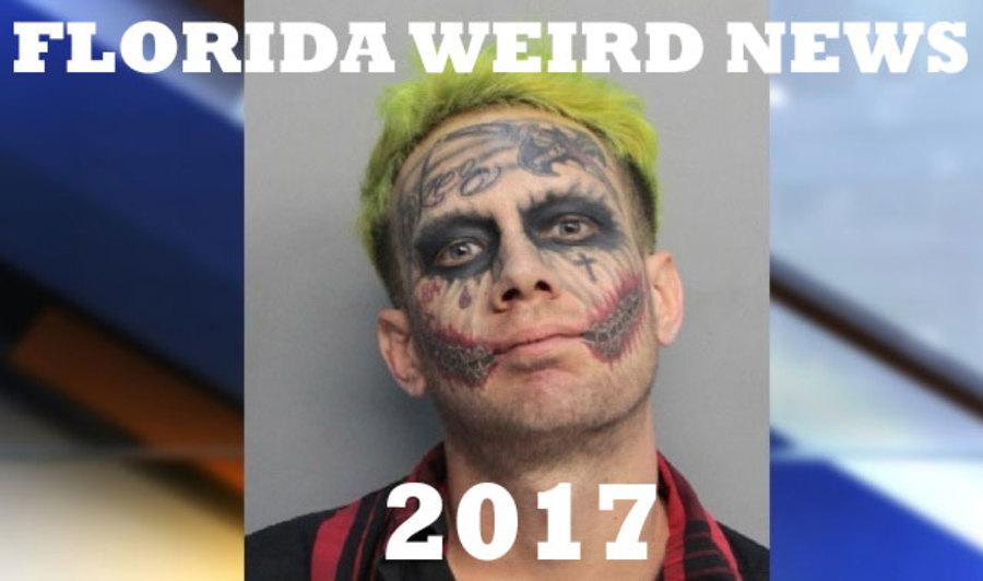 Top Florida weird news stories of 2017 - Fox 4 Now WFTX ...