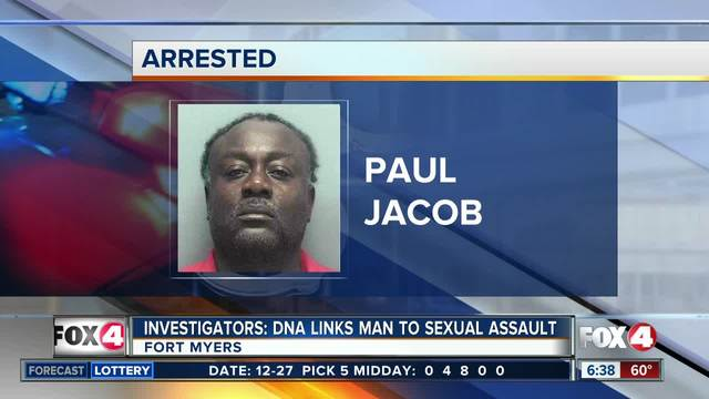 DNA match links man to 1993 Fort Myers kidnapping, sexual battery