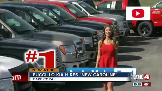 Fuccillo Kia Hires New Pitch Woman Fox 4 Now Wftx Fort