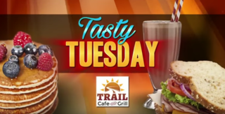 Trail Cafe And Grill, Your Lunch Destination!