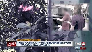 FL's ADA lawsuit fix starts with education