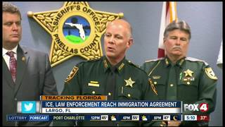 Plans to address undocumented criminals