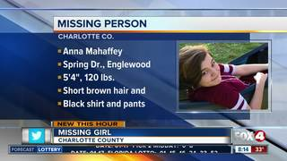 Missing Englewood girl