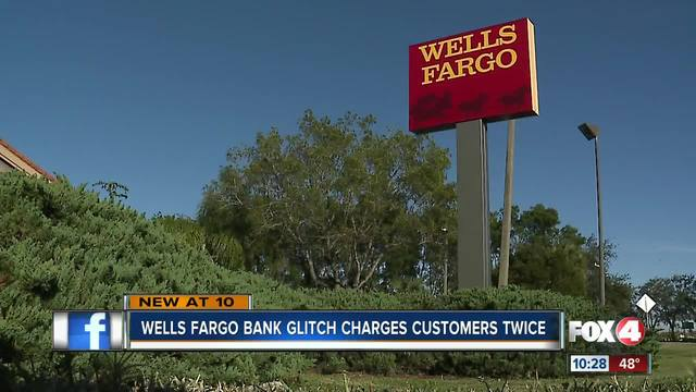 Wells Fargo online glitches cause customers to be charged twice for bills