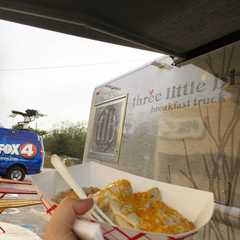 Food Truck Friday: Three Little Birds breakfast