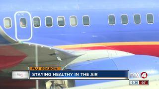 Flying flu-free: avoiding the flu bug on a plane