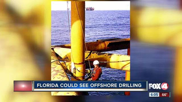 Florida offshore drilling