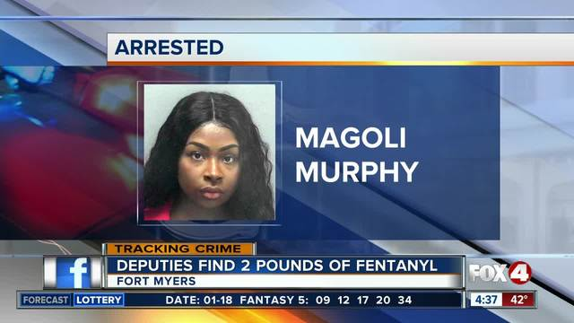 Deputies find two pounds of Fentanyl