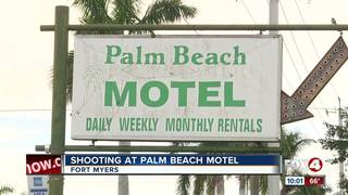 1 killed in early morning shooting at motel