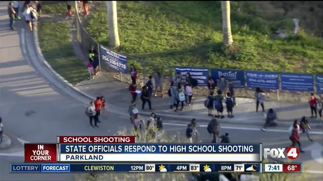 Florida attorney general: We'll pay for funeral expenses of school shooting victims