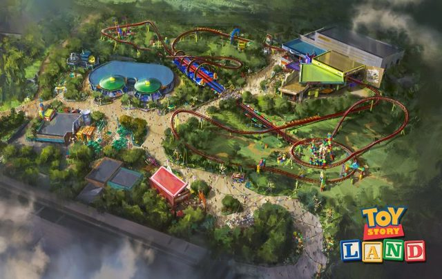 Disney announces opening date for 'Toy Story Land' at Disney World