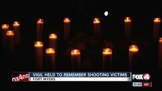 Vigil held to remember school shooting victims