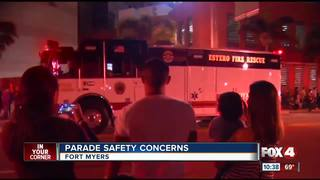 Safety concerns at Edison Festival of Light