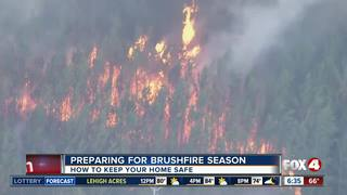 Are you ready for brush fire season?