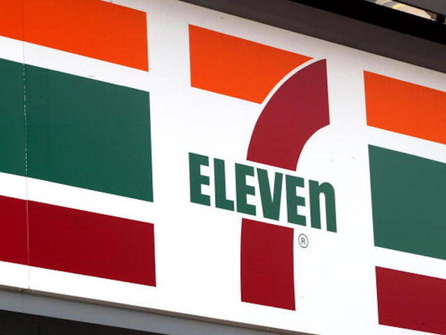 Suspicious package found at 7-Eleven