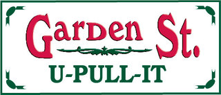 Garden Street U-Pull-It, Come Spin The Giant...