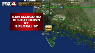 Fatal crash on Marco Island causes outages