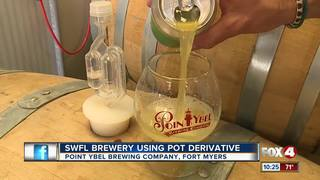 Marijuana-infused beer featured at SWFL brewery